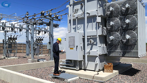 Maintenance of substations in Thai Nguyen